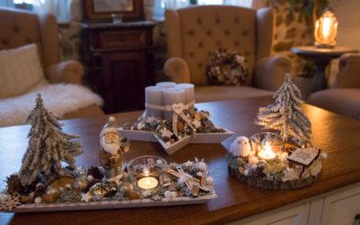 Vianočné dekorácie od VikiCreative 2018