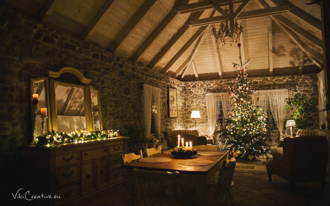 Premeny domova 25 – Vianoce 2019