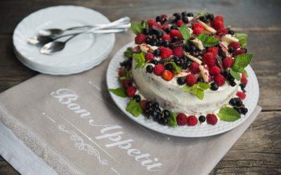 Narodeninová torta pre Hannah