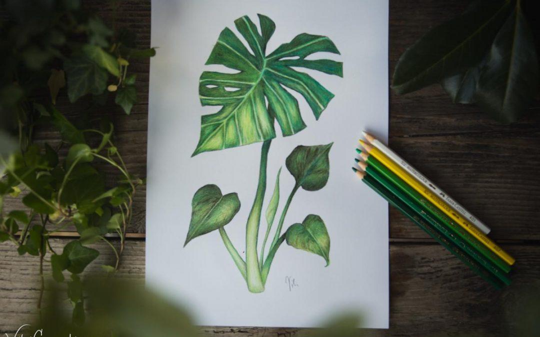 Moja záľuba – kreslenie