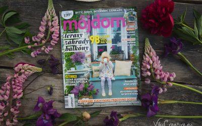 Náš domov v časopise Môj dom